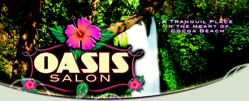 Oasis Hair Salon of Cocoa Beach, FL - 17-17-17